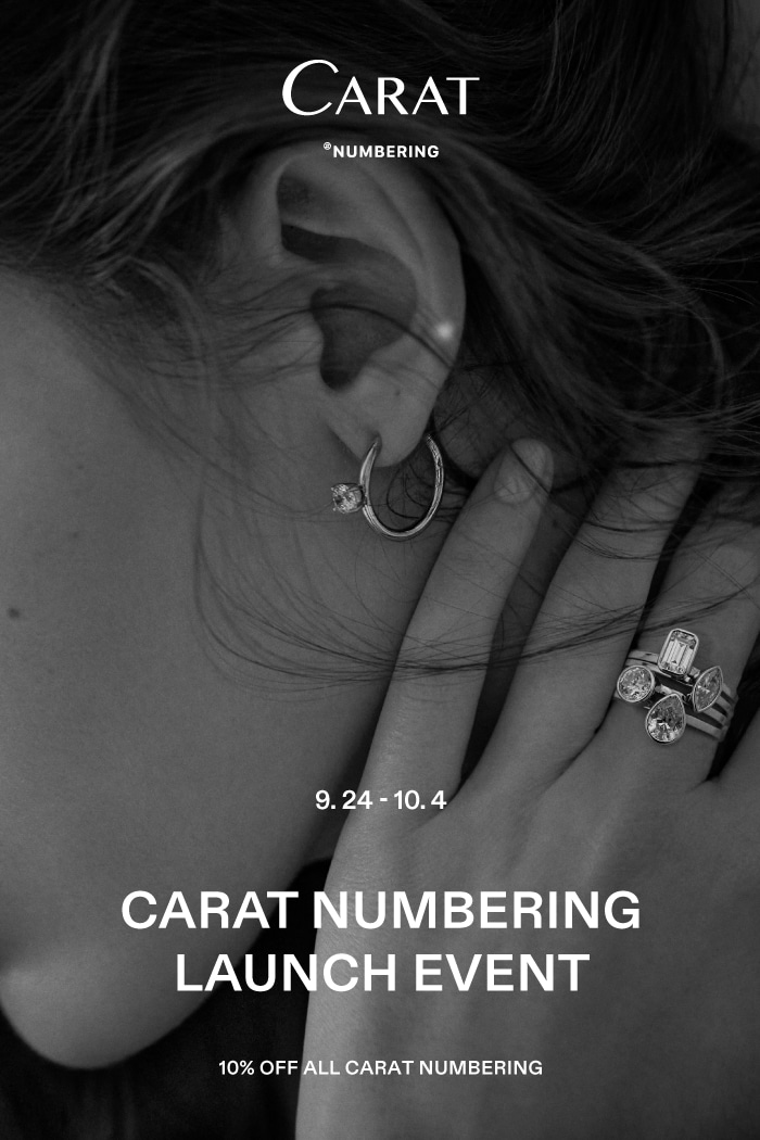 CARAT NUMBERING LAUNCH